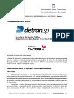 Informática Para Concursos - DeTRAN 2013 Superior VUNESP Completo