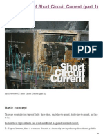 An Overview of Short Circuit Current