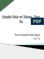 Estadio Solar en Taiwan