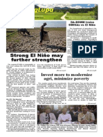 inanglupa newsletter  september issue