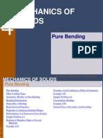 4 Pure Bending