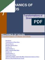 7 Stress Transformations(1)