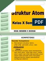 Struktur Atom (Revisi)
