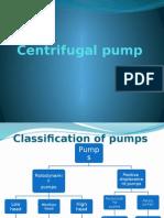 2. Centrifugal Pump