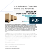 Consejos para su Suplementos Comerciales Negocio por Internet en el Reino Unido
