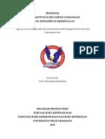 Proposal TAK Sosialisasi Sesi II