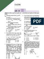 Soal Ulangan Harian Fisika SMA Kelas 12 Bab Listrik Statis
