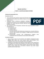 Audit Database Resume