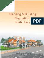 Planning Building Regulations