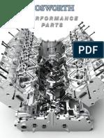 Cosworth Performance Parts 2011