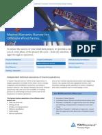 7 Marine Warranty Survey-Marine & Offshore Consultants - TUV Rheinland