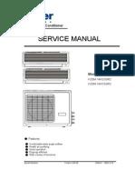 Service Manual H2SM-14 18HC03R2-SM080229