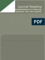 Journal Reading Tuberous sclerosis