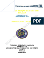 Cover Belajar Pembelajarn Matematika