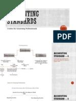 accounting standard - 4