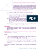 Statutory Construction (Part 2)