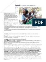 Malnutrizione in Rwanda