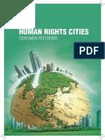 HUMAN RIGHTS CITIES DOKUMEN REFERENSI