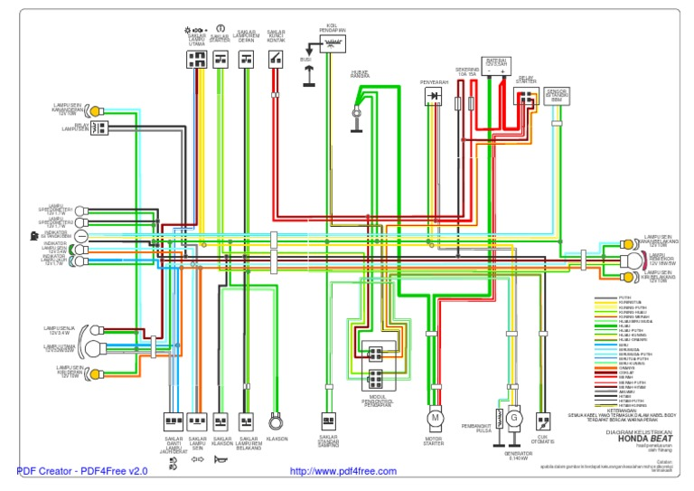 Beat Wiring Diagram