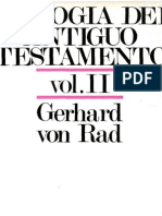 Von Rad, Gerhard - Teologia Del Antiguo Test Amen To 02