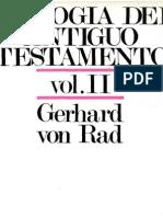 Von Rad, Gerhard - Teologia Del Antiguo Test Amen To 02