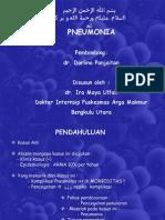 Ppt Pneumonia rama