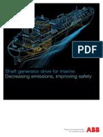 17163 Shaft Generator Drive for Marine en 3AUA0000165329 RevA Lowres