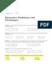 Elementarne Funkcije i Jednacine Sa Komentarima