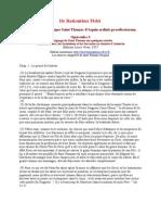 Thomas d'Aquin les 80   opuscules - 03- De Rationibus Fidei
