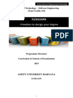 B.Tech - Software Engg. (Syllabus) 2015.pdf