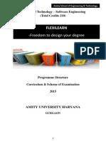 B.Tech - Software Engg. (Syllabus) 2015.pdf