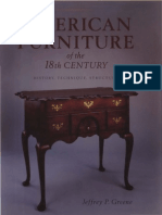 American Furniture of the 18th Century (Jeffrey P. Greene)