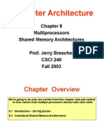 Chapter08-Multiprocessors