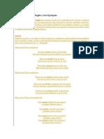 Cuantificadores en Inglés y Sus Ejemplos