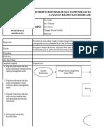 SOP Pengendalian Informasi Dan Keselamatan Pasien