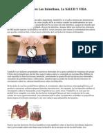 Salud Empieza Sobre Los Intestinos, La SALUD Y VIDA NATURAL