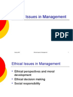 337 Ethical Issues