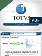Totvs - Formula visual