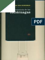Didi-Huberman - La Supervivencia de Las Luciernagas