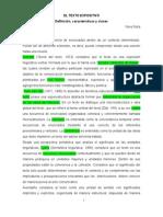 EL TEXTO EXPOSITIVO-secuencias Expositivas