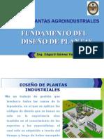 Capacidad i Fundamentos de Diseño de Plantas Agroindustriales 2015