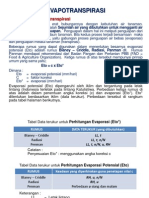 Rekayasa HIDROLOGI Modul 2 Evapotranspirasi.pdf