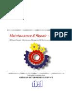 En Maintenance and Repair Module 1
