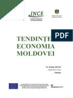Tendințe În Economia Moldovei Nr.18