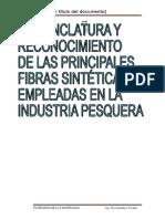 FIBRAS SINTETICAS