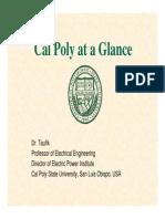 About_Calpoly (Prof. Taufik2015)