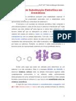 Reações de Substituição Eletrofílica Em Aromáticos1 (1)