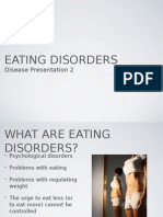 eating disorders ppt