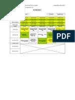 Cronograma Exams-hor 2015-V6