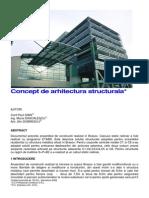Concept de Ahitectura Structurala